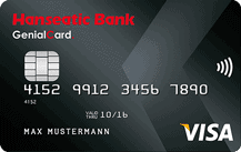 Hanseatic Bank – GenialCard